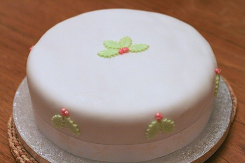 Claire s Cake Bake and Other Foodiness   christmas cake
