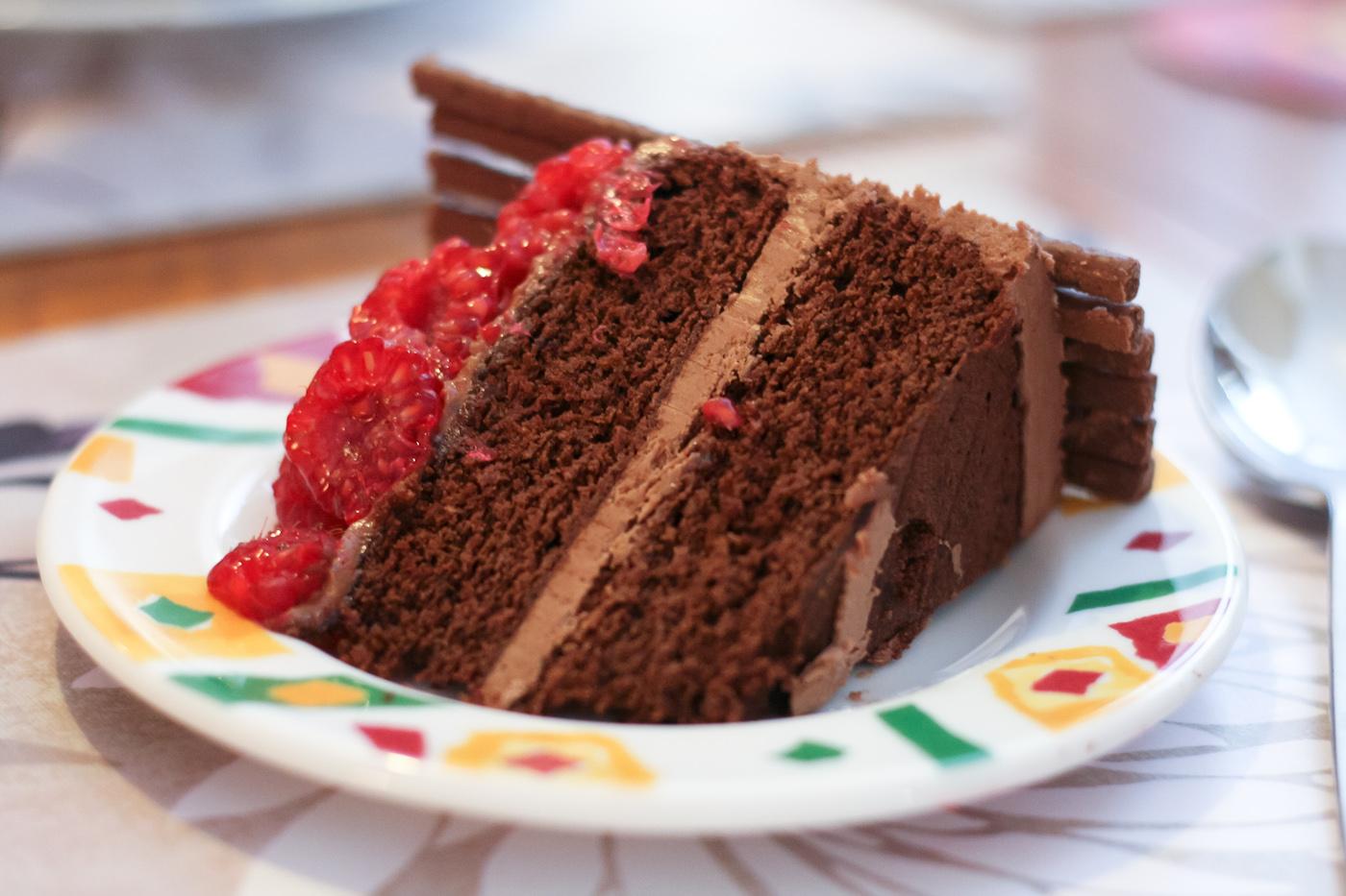 Lorraine Pascale Chocolate Cake Recipe